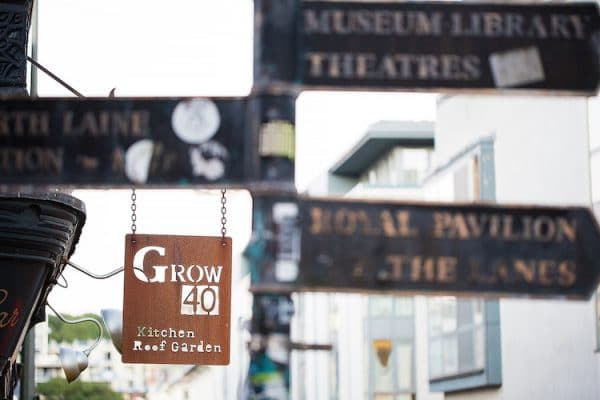 Grow 40 Restaurant Brighton