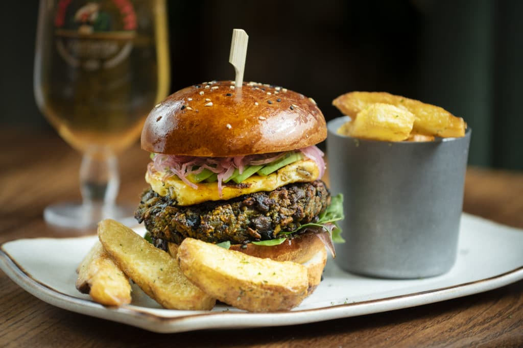 Hove place burger
