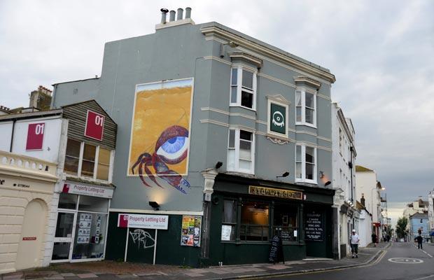 The Sidewinder Brighton, Gastro Pubs Brighton