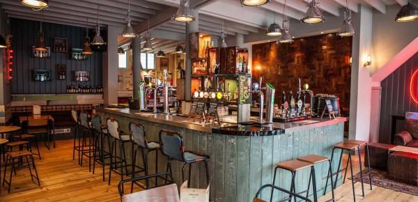The Cow in Brighton, Gastro Pubs Brighton