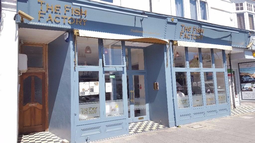 The Fish Factory restaurant