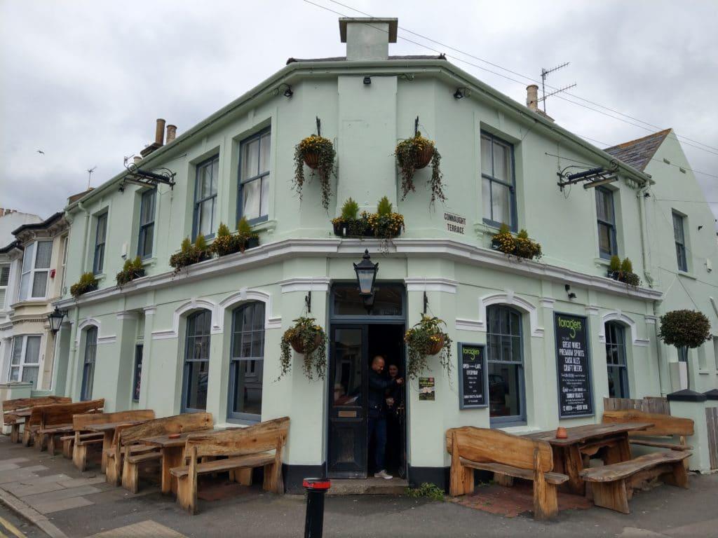 The Foragers in Brighton, Gastro Pubs Brighton
