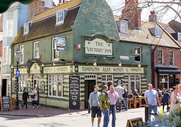 The Victory Inn pub in Brighton, Gastro Pubs Brighton