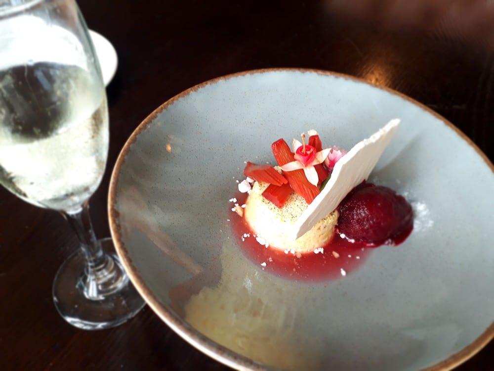 Dessert at The Hilton Metropole Brighton - The Hilton Metropole Brighton