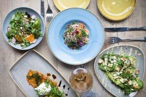 Food For Friends. Vegan Brighton. Brighton Restaurant Awards