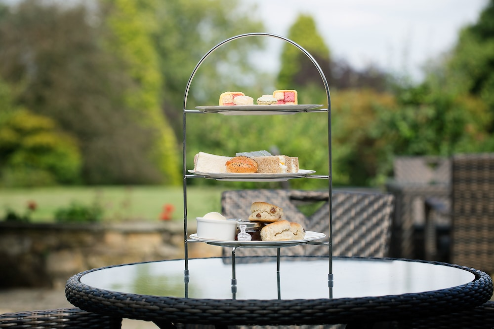 Afternoon tea at Ghyll Manor in Sussex