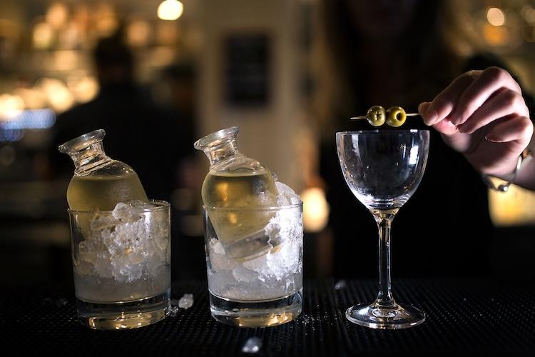 Cocktail Making at HarBAR Brighton - Brighton Food Photography