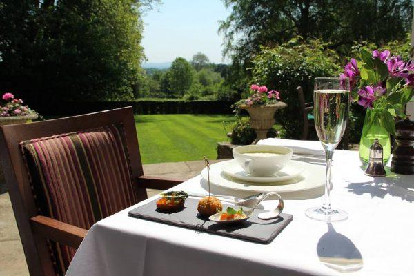 Ockenden Manor Hotel -Best Restaurants Sussex. Brighton Restaurant Awards