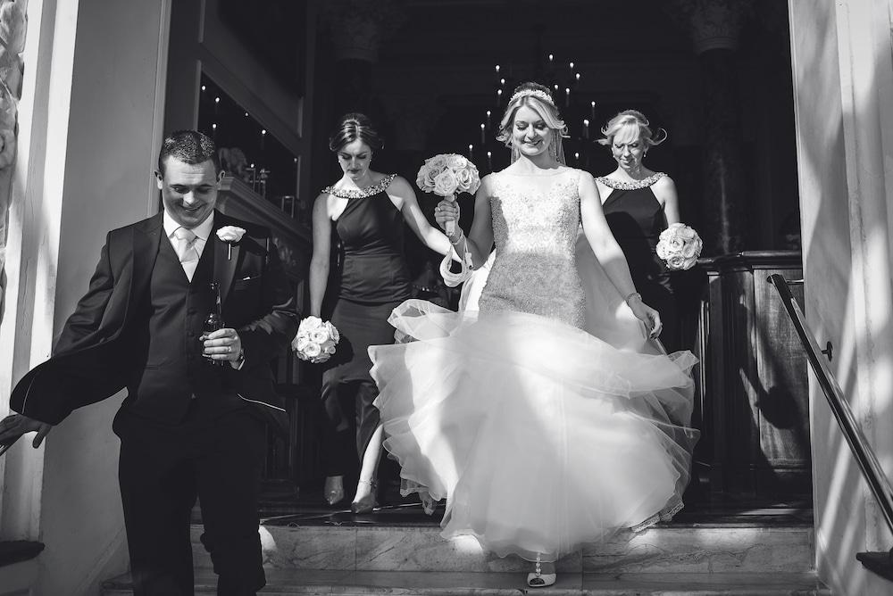 Wedding at The Grand Hotel Brighton