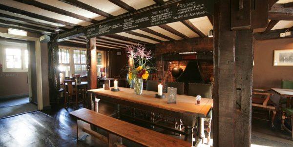 The Bull Ditchling - Best Restaurants Sussex. Brighton Restaurant Awards