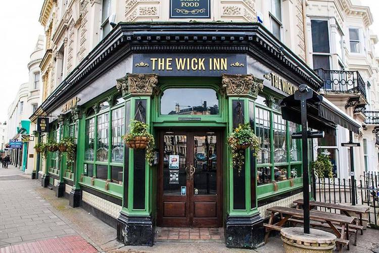 Wick inn pubs in hove