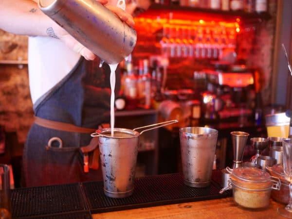 Cocktails at GungHo Bar Brighton