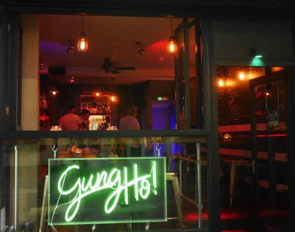 GungHo Bar Brighton - Stoptober