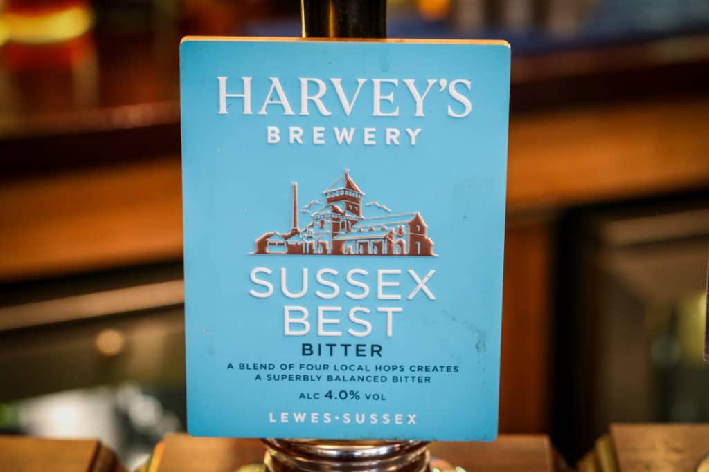 Harveys beer