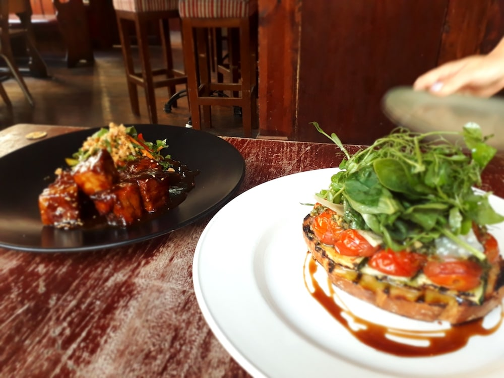 Small plates at The Mesmerist