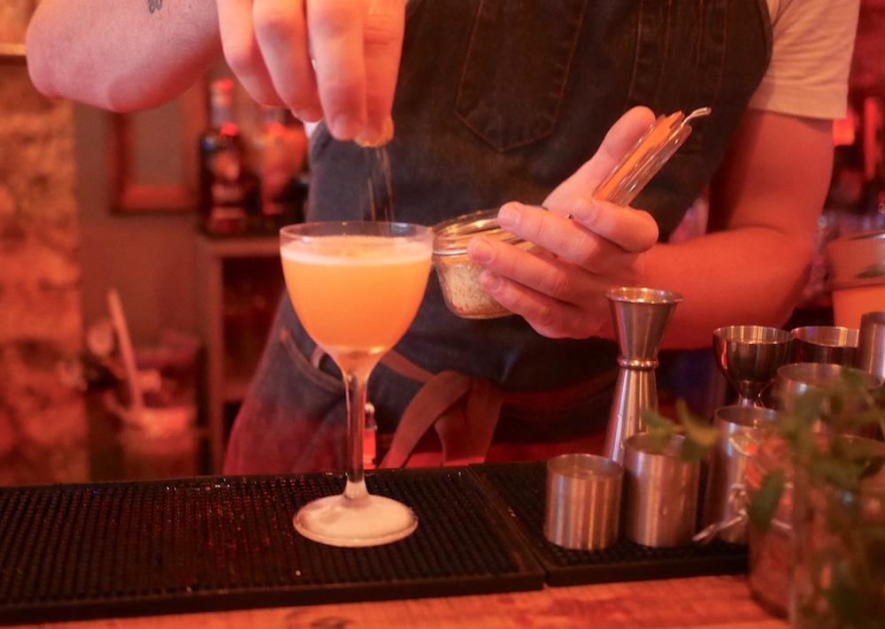 Cocktail at GungHo in Brighton