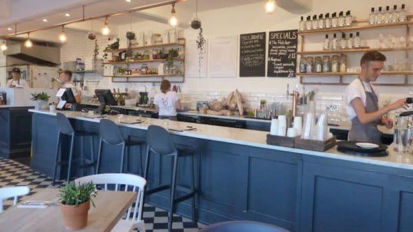 Flour Pot Kitchen in Brighton