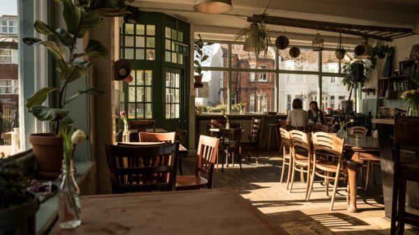 The Roundhill Brighton. Vegan Brighton. Brighton Restaurant Awards