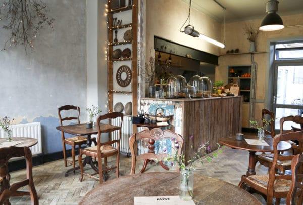 Cafe Rust