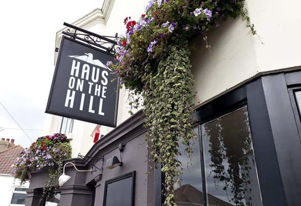 Haus On The Hill Brighton. Gastro Pubs Brighton. Brighton Restaurant Awards