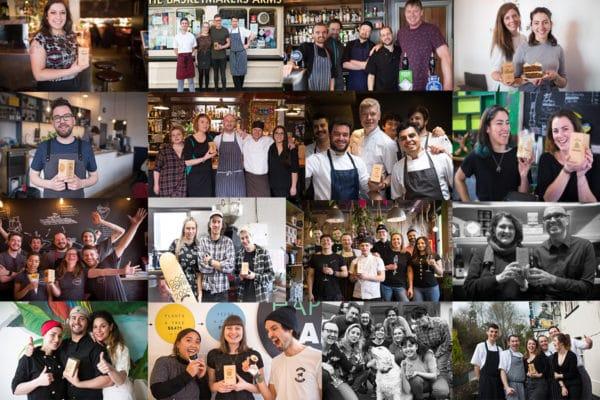 Brighton Restaurant Awards Winners 2018