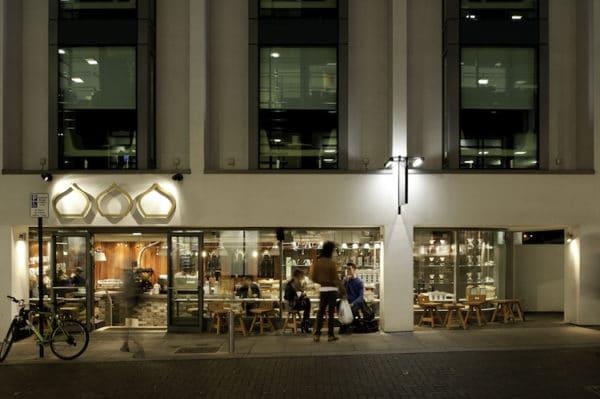 Small Batch Coffee Brighton Jubilee street
