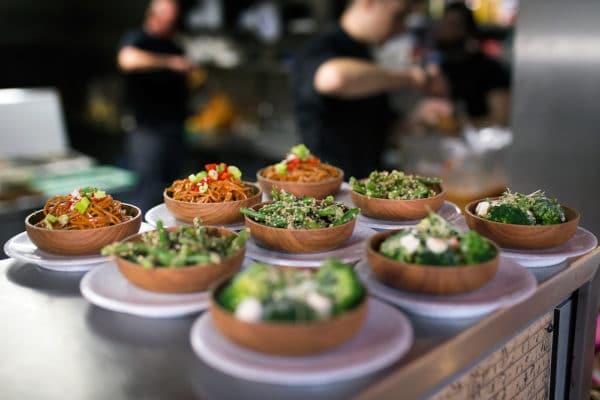 Moshimo Brighton. Vegan Brighton. Brighton Restaurant Awards