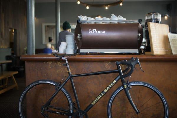 Small Batch Coffee Brighton. Best cafes Brighton. Brighton Restaurant Awards