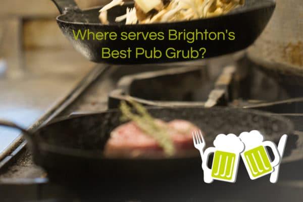Brighton Restaurant - Best Pub Category