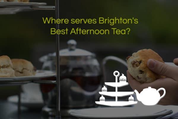 Brighton Restaurant - Best Afternoon Tea Category