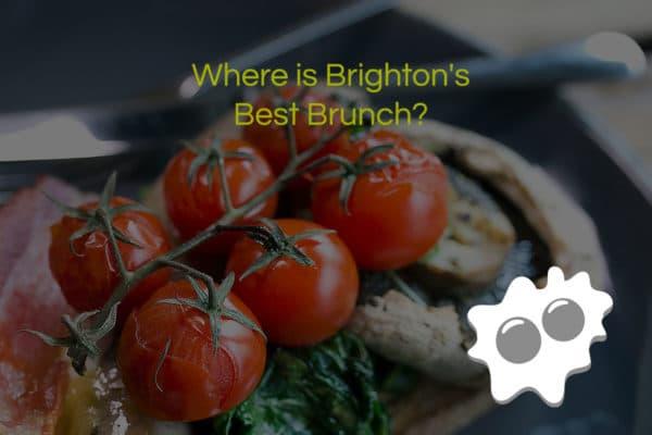 Brighton Restaurant - Best Brunch category at Brighton Restaurant Awards