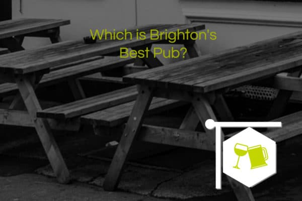 Brighton restaurant - Best pub category Brighton Restaurant Awards
