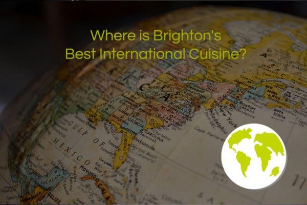 Brighton Restaurant - Best International Cuisine