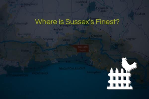 Sussex's Finest Category - Brighton restaurant Awards