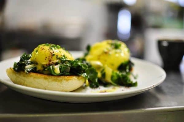 V&H Cafe. Best cafes Brighton. Brighton Restaurant Awards