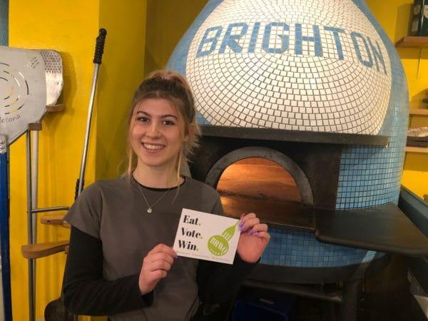 Brighton restaurant Awards Vote Online - Nuposto