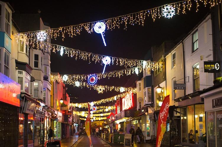 Market Street, Brighton's Lanes