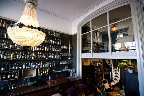 L'Atelier du Vin. Wine Tasting Brighton. Brighton Restaurant Awards