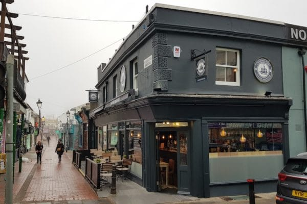 Trading Post Coffee. Best cafes Brighton. Brighton Restaurant Awards