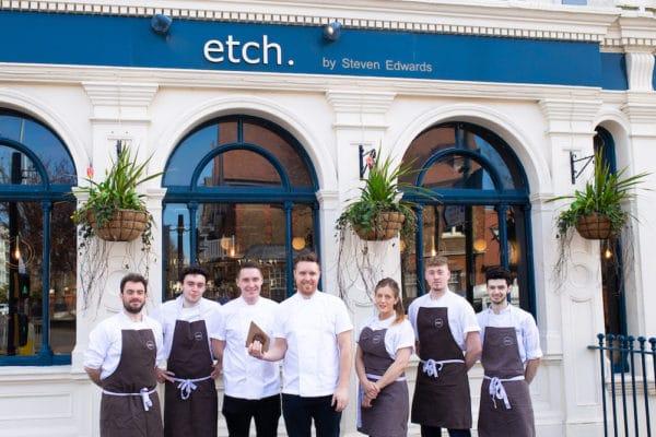Etch. best restaurants in Brighton. Brighton Restaurant Awards. Brighton Top 20