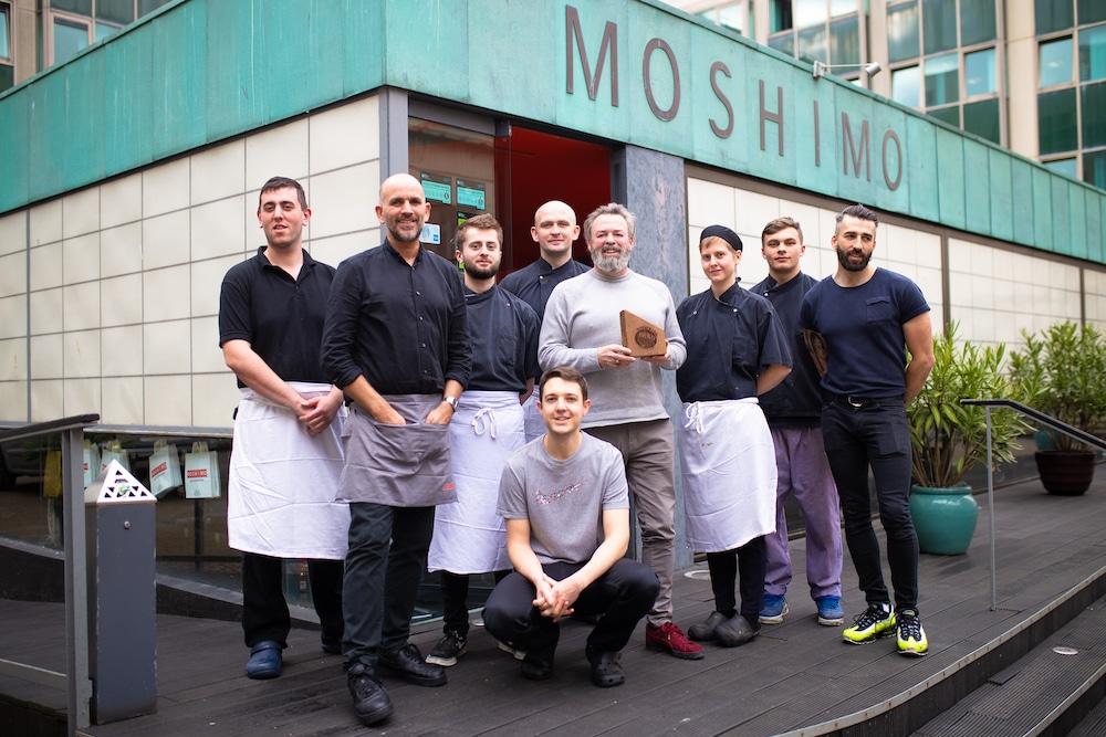Moshimo restaurant in brighton. Brighton Top 20