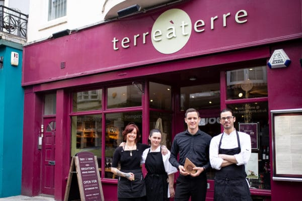 Terre A Terre - Winners of Plant Champions 2019