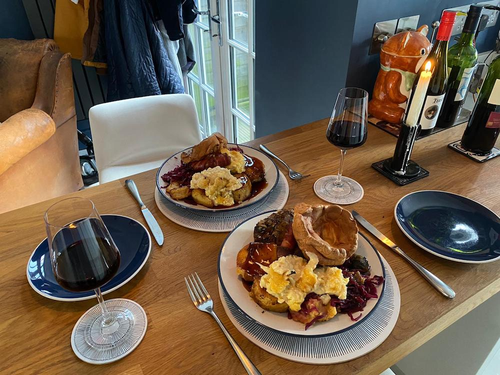 The Cleveland Arms takeaway review