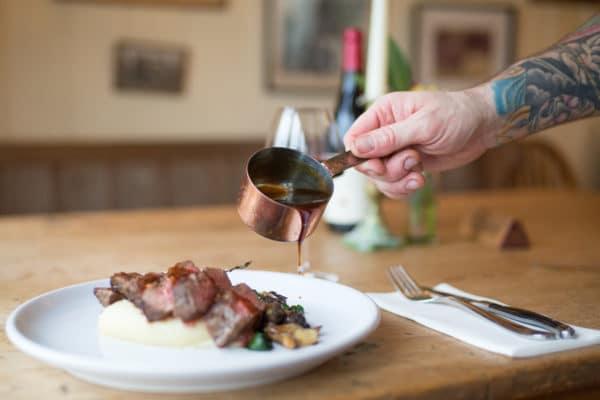 The Sussex Ox. Gastro Pubs Brighton. Brighton Restaurant Awards