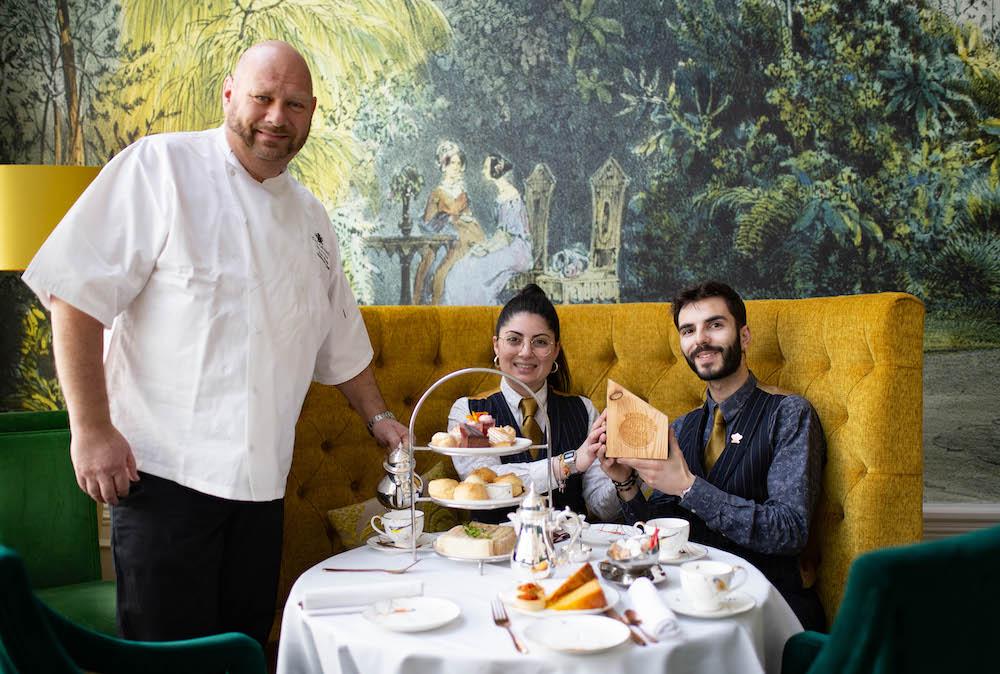 Brighton Restaurant Awards-Best afternoon tea at the brighton Restaurant Awards - the Grand Brighton