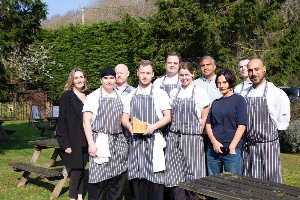 Brighton restaurants - The Winners of Sussex Finest, the Ginger Fox