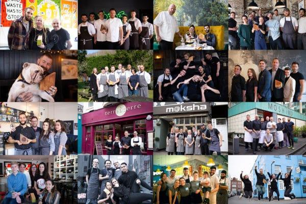 Brighton Restaurant Award Winners in 2019 - BRAVO - Best restaurant, best pub grub in Brighton