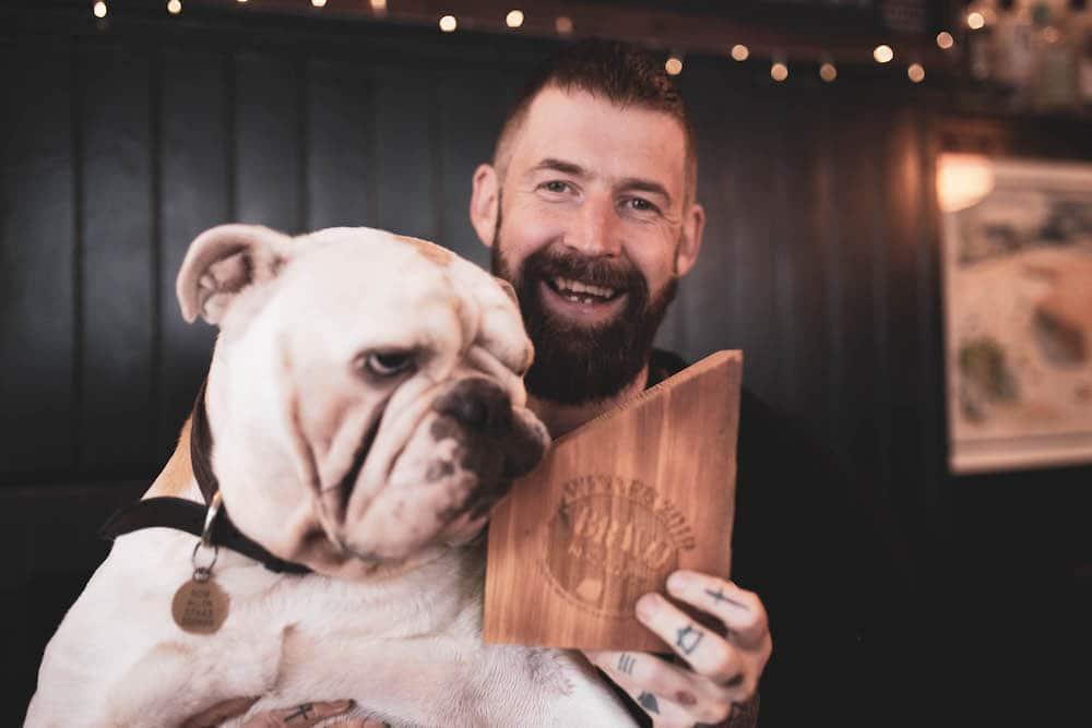 Brighton Restaurant Awards - The Gees Pub, Winner best Sunday lunch