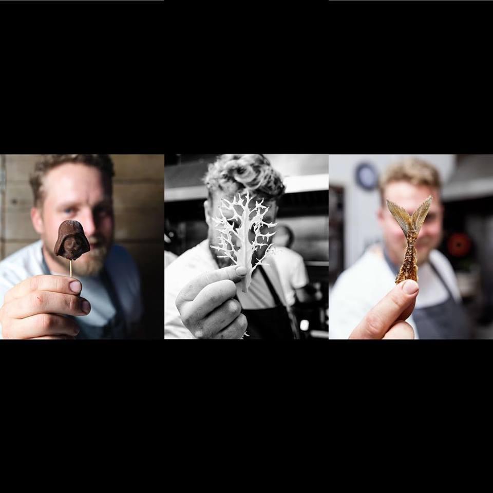 15 Vine Street - Chef Aaron Dalton