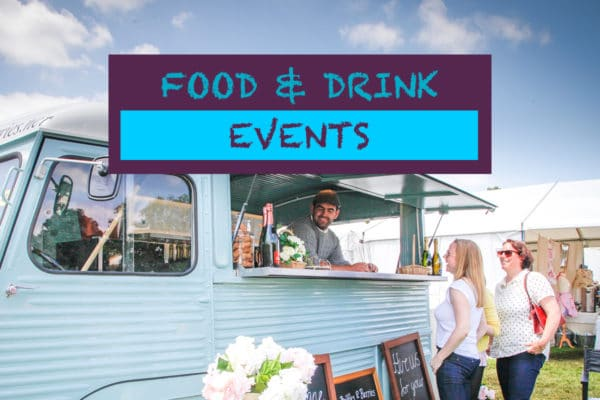 food and drink events in Brighton and Sussex